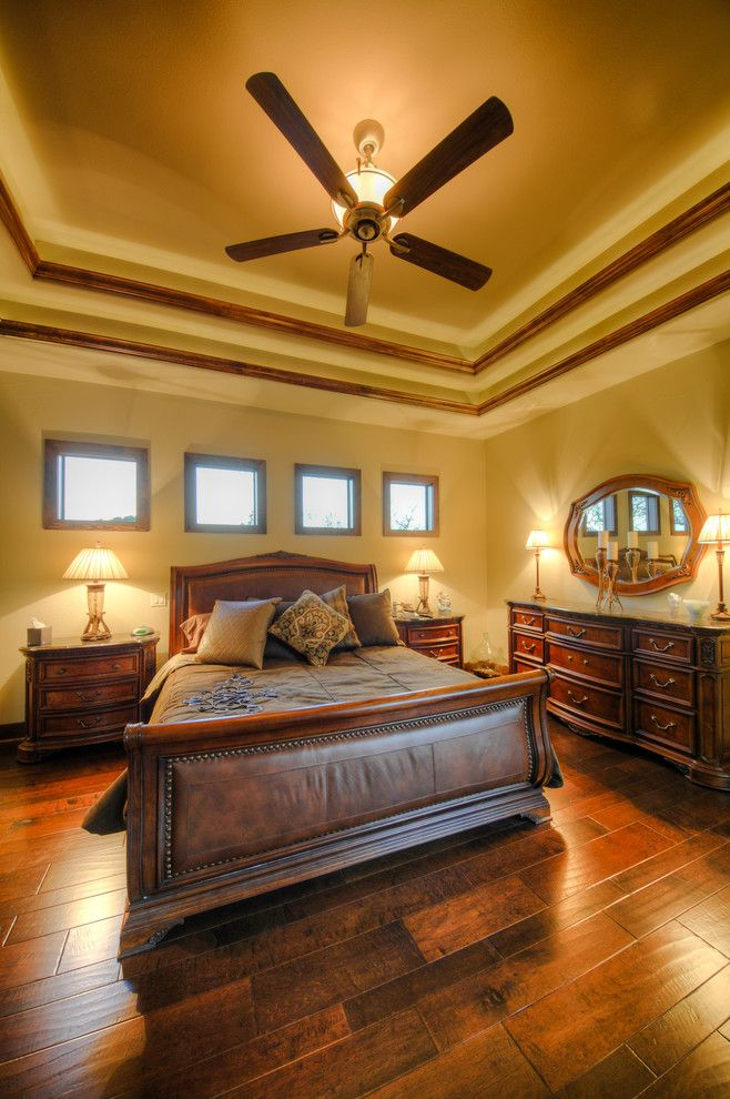 Louis Shanks for a Rustic Bedroom with a Rustic and Cottage Modern by Diamante Custom Homes