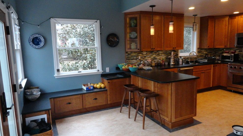 Lowes Catonsville for a Craftsman Kitchen with a Craftsman and Catonsville, Md by John Ensell / Lowe's