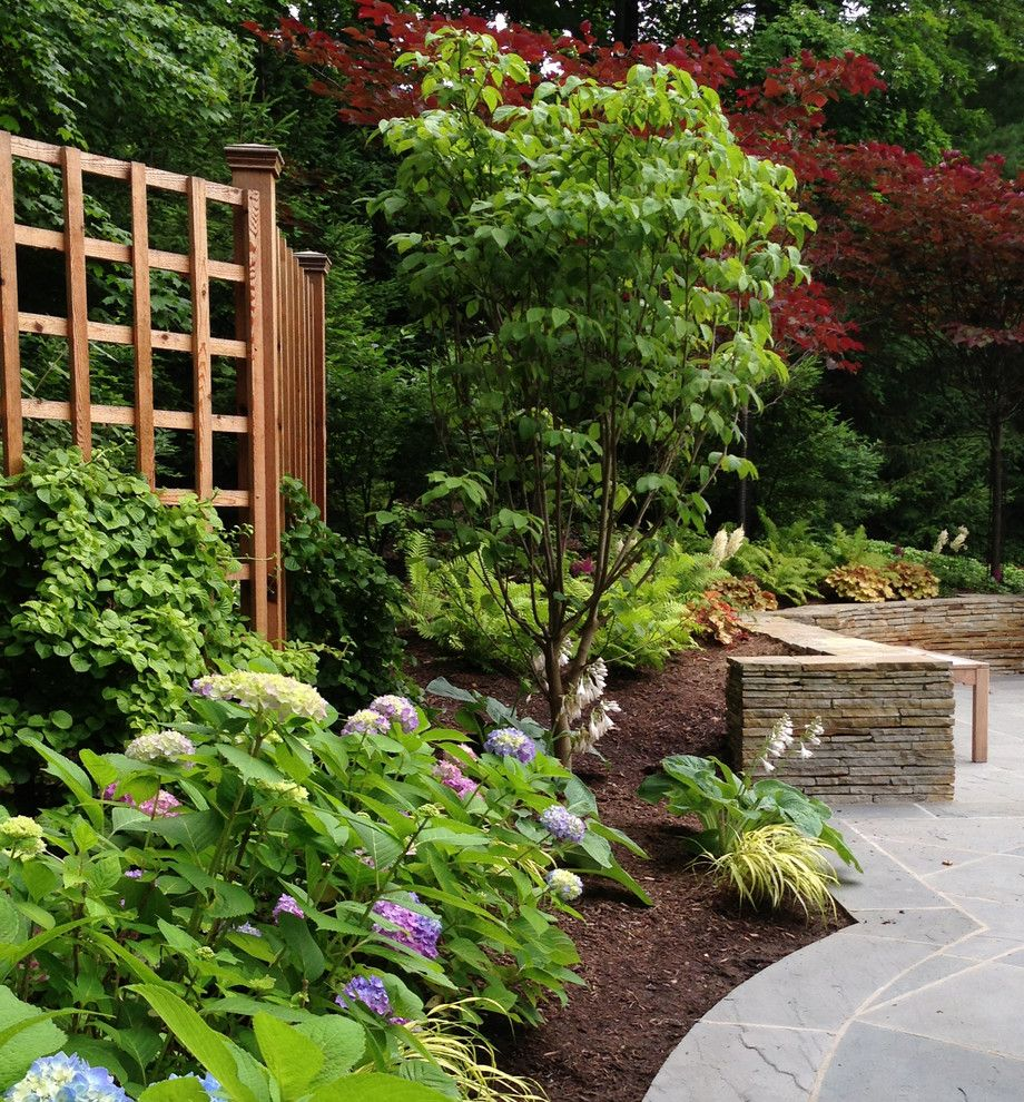 Lowes Cincinnati for a Traditional Landscape with a Seat Wall and Hardscapes by Lamond Design