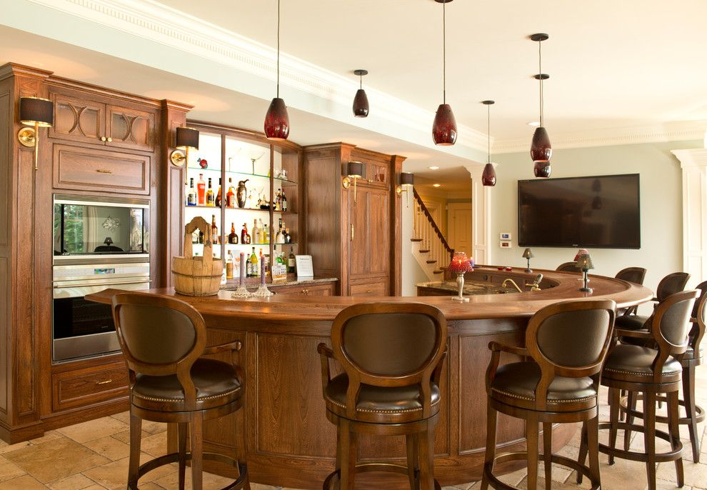 Lowe S Cabinet Ideas Bar Basement: Lowes Columbus Ga For A Traditional Home Bar With A Drinks