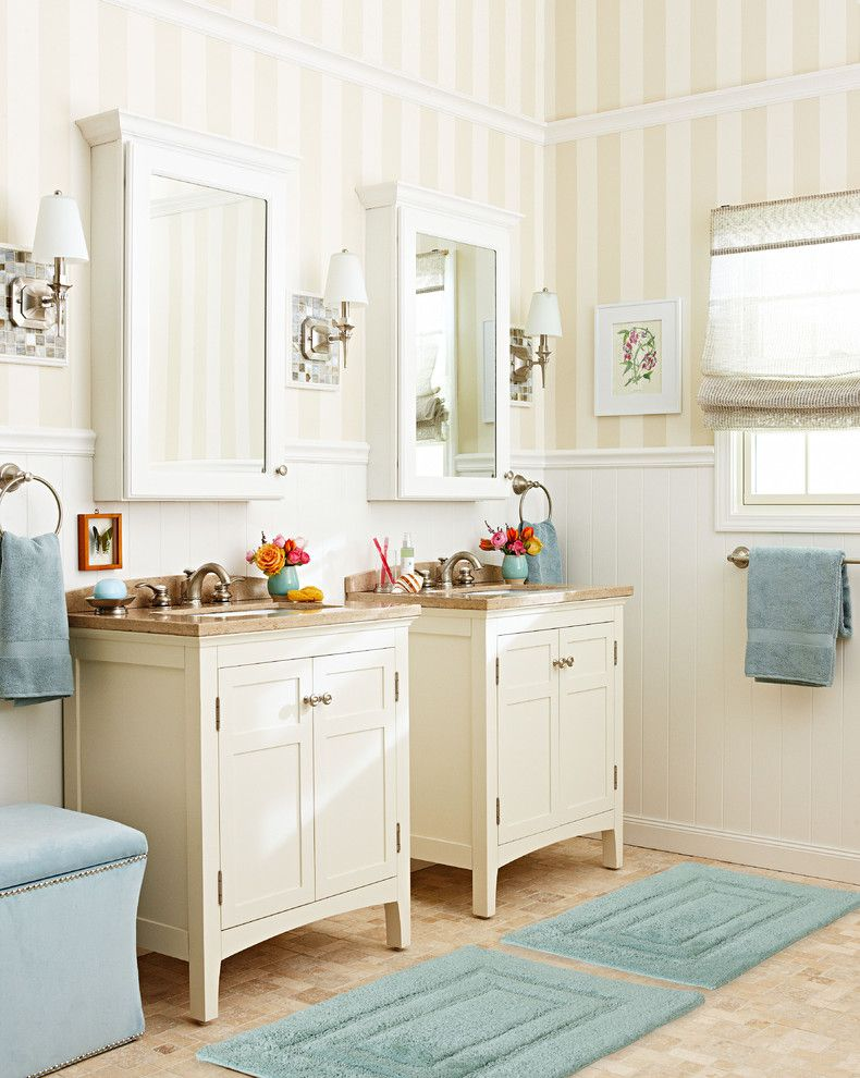 Allen and roth bathroom vanities