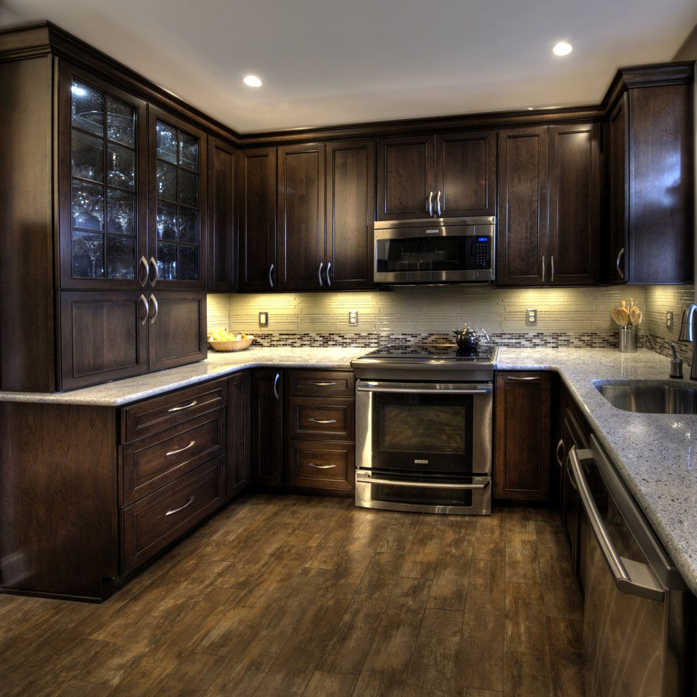 Lowes Eatontown Nj for a Traditional Kitchen with a Condo Kitchen and Dc Row Home Kitchen   Range by Synergy Design & Construction