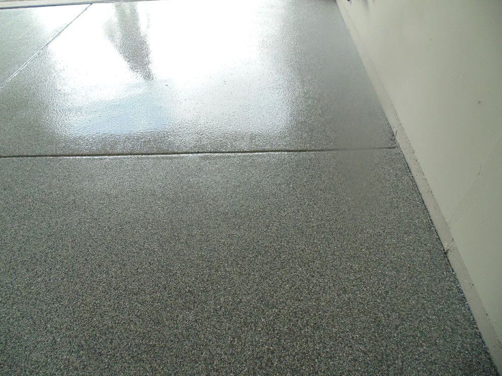Lowes Fort Collins for a Contemporary Garage with a Fort Collins Epoxy Floor and Fort Collins Epoxy Garage Floor in Fort Collins, Colorado by Epoxy Colorado
