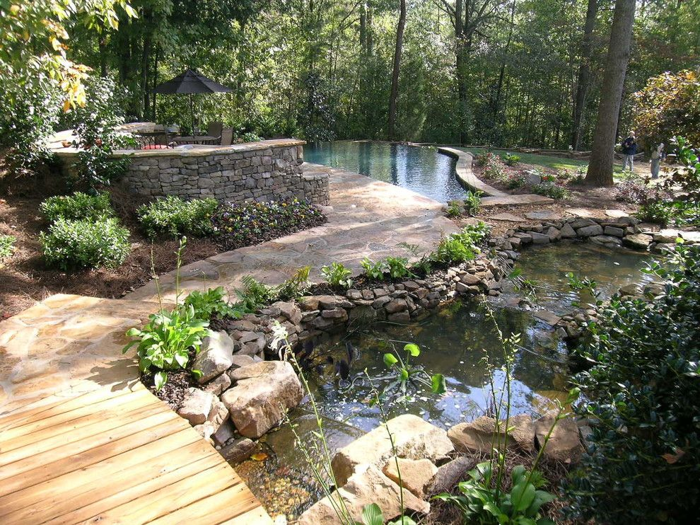 Lowes Gainesville for a Traditional Landscape with a Boulders and Anonymus by Legacy Landscapes, Inc.