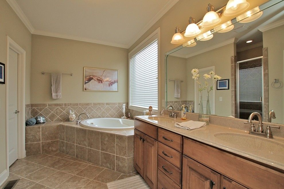 Lowes Hendersonville Tn for a Traditional Bathroom with a Staging Sells Homes and STAGED LISTING Smokerise Lane Hendersonville,TN by Absolute Makeover