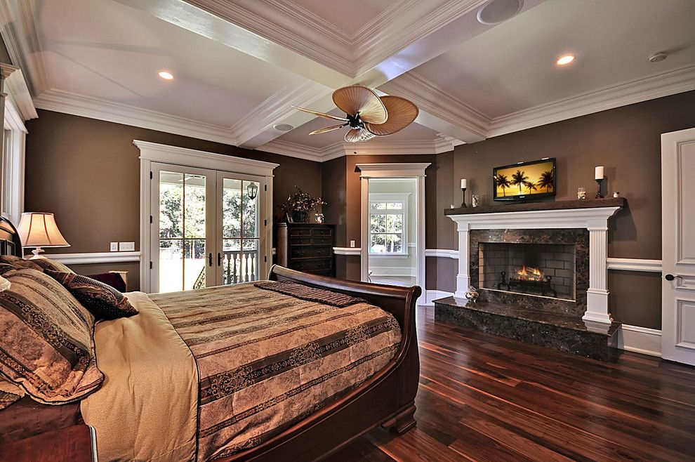 Lowes Holmdel Nj for a Traditional Bedroom with a Wood Bed Frame and Charleston Royal Assembly by Creative Designs Llc