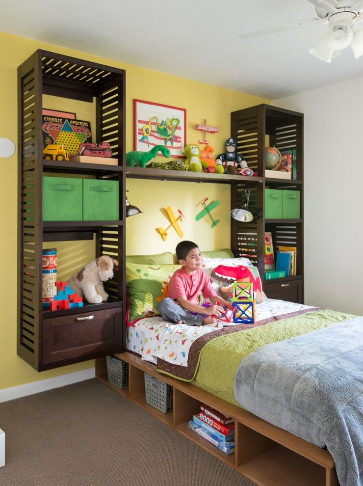 Lowes Lakeland Fl for a Contemporary Kids with a Boys Bed and Bedrooms by Lowe's Home Improvement