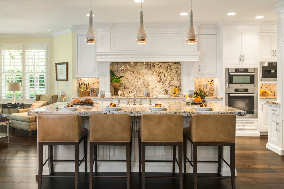Lowes Lakeland Fl for a Contemporary Kitchen with a Stainless Steel and Gulf Shore Blvd N Private Residence by Harwick Homes