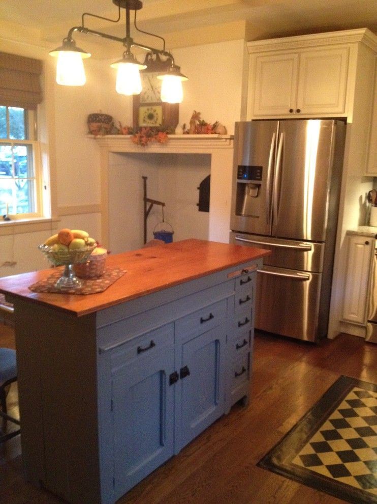 beautiful Kitchen Remodeling Mechanicsburg Pa #4: Lowes Mechanicsburg Pa for a Traditional Kitchen with a Traditional and 100  Year Old Home Kitchen