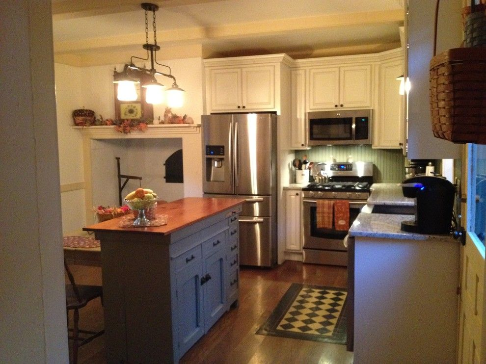 Good Kitchen Remodeling Mechanicsburg Pa #2: Lowes Mechanicsburg Pa For A Traditional Kitchen With A Traditional And 100  Year Old Home Kitchen