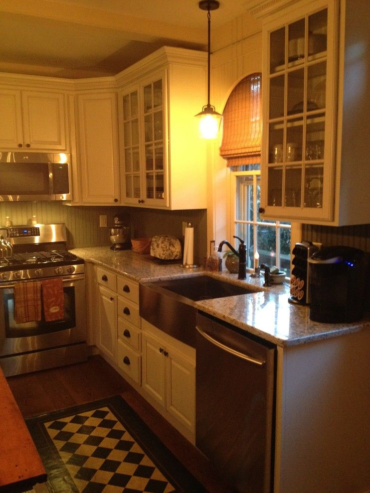 Lowes Mechanicsburg Pa for a Traditional Kitchen with a Traditional and 100 Year Old Home Kitchen Remodel by Lowes of Mechanicsburg, Pa