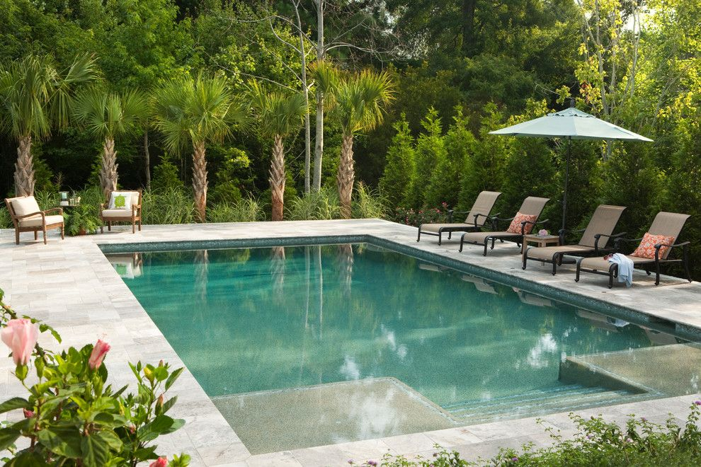 Lowes Palm Desert for a Traditional Pool with a Armchairs and the Other Lennon by Tongue & Groove