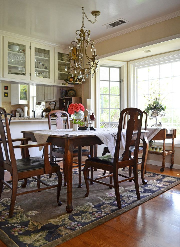 Lowes Paso Robles for a Farmhouse Dining Room with a Romanic and Paso Robles, Ca: Terry & Sue Minshull by Sarah Greenman