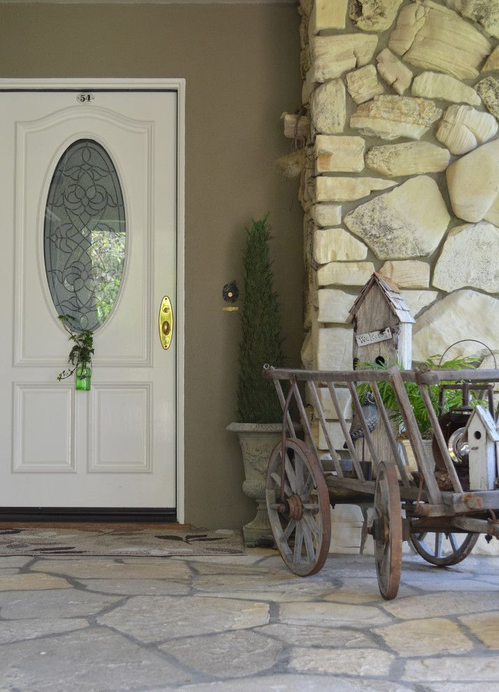Lowes Paso Robles for a Farmhouse Exterior with a Door and Paso Robles, Ca: Terry & Sue Minshull by Sarah Greenman