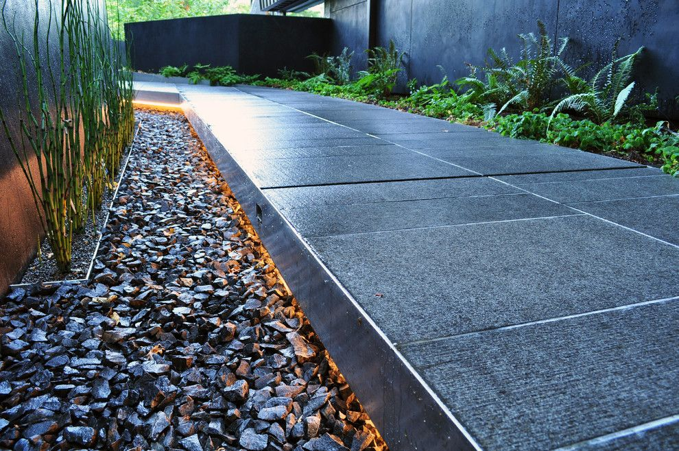 Lowes Paso Robles for a Modern Landscape with a Walkway and Hoke Residence by 2.ink Studio   Landscape Architecture