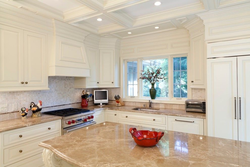 Lowes Paterson Nj for a Farmhouse Kitchen with a Vase and Kitchen Nj by Wl Interiors