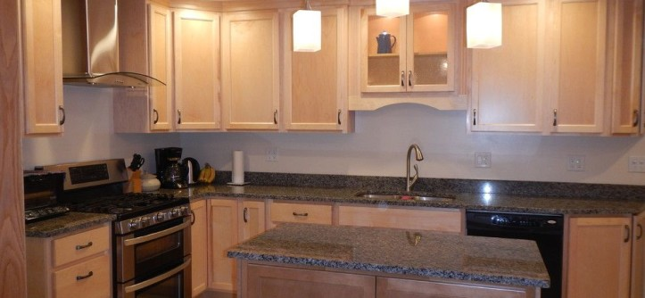 Lowes Peoria Il for a Transitional Kitchen with a Caledonia Granite and Kitchen Renovation - Edwards IL by Lowes of Peoria, IL