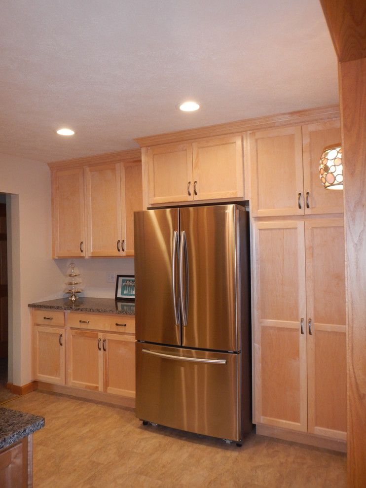 Lowes Peoria Il for a Transitional Kitchen with a Granite and Kitchen Renovation   Edwards Il by Lowes of Peoria, Il