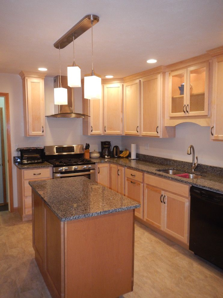 Lowes Peoria Il for a Transitional Kitchen with a Lowes and Kitchen Renovation   Edwards Il by Lowes of Peoria, Il