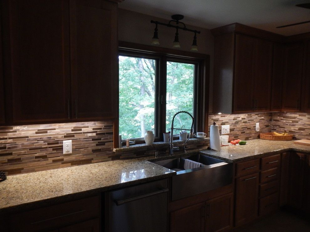 Lowes Peoria Il for a Transitional Kitchen with a Lowes and Kitchen Renovation   Varna Il by Lowes of Peoria, Il