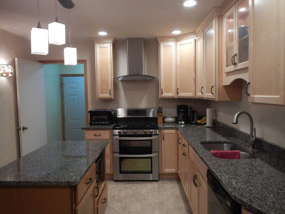 Lowes Peoria Il for a Transitional Kitchen with a Patti Yost and Kitchen Renovation   Edwards Il by Lowes of Peoria, Il