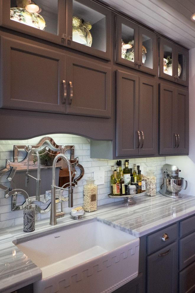 Lowes Pikeville Ky for a  Kitchen with a  and My Houzz: A Condo of Curiosities by the Phoenix Photography