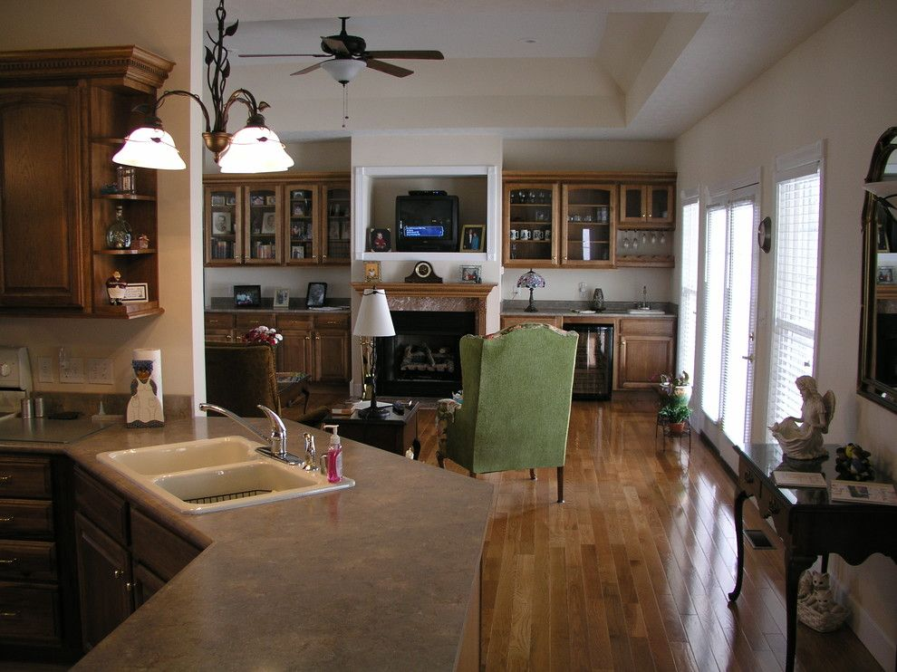 Lowes Pikeville Ky for a Traditional Kitchen with a Lowes and Old Bridge by Lowe's of South Lexington, Ky