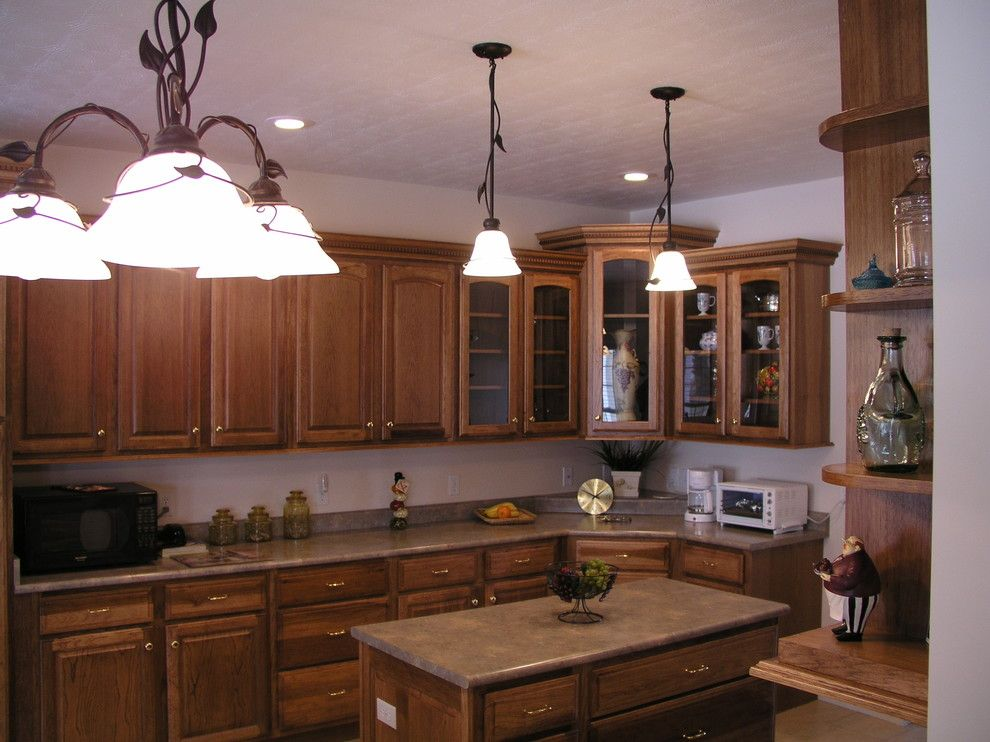 Lowes Pikeville Ky for a Traditional Kitchen with a Matt Davison and Old Bridge by Lowe's of South Lexington, Ky