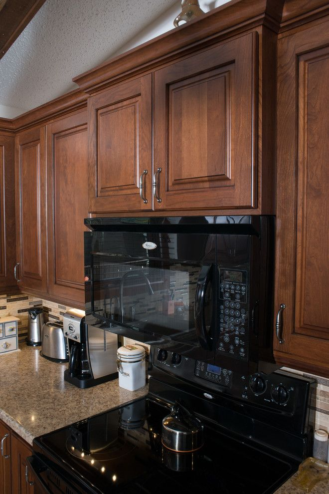 Lowes Rapid City Sd for a Traditional Kitchen with a Custom Cabinets and Before and After - Kitchen in Rapid City, SD by Kitchen and Bath Showcase - Rapid City, SD