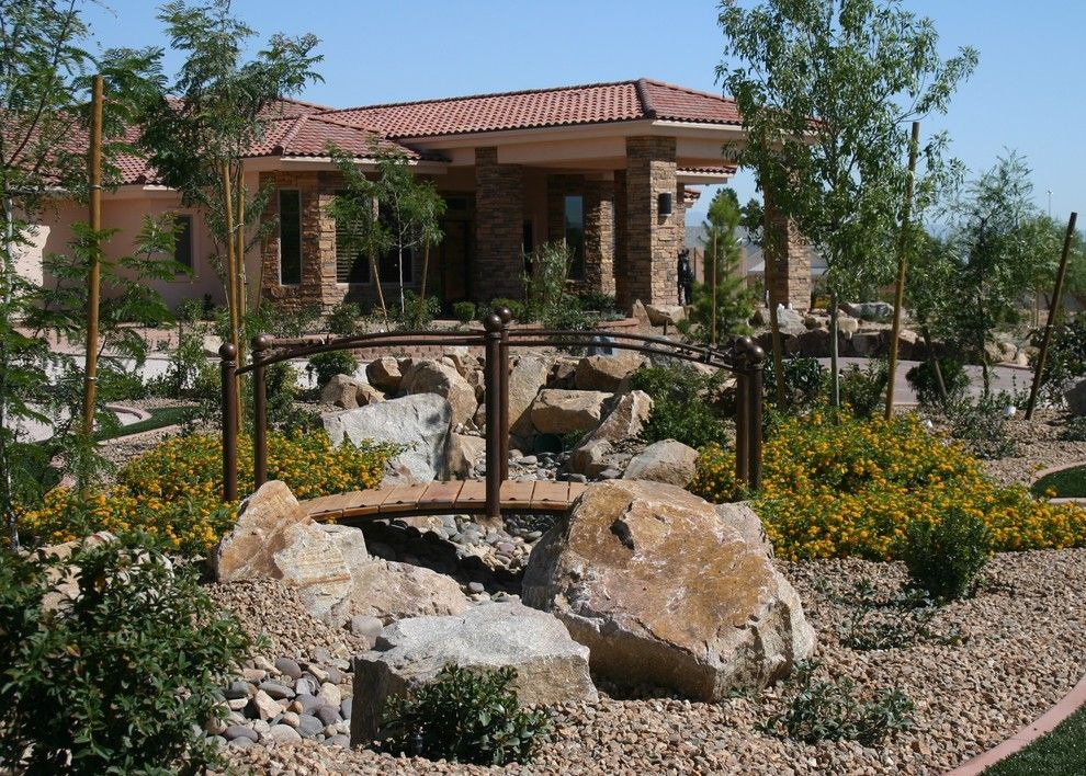 Lowes Round Rock for a Contemporary Landscape with a Arid and Equestrian Luxury by Xl Landscape by Xl Landscape Development