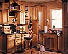 Lowes Sanford Maine for a Traditional Kitchen with a Biddeford and Schuler Cabinetry by Lowe's Portland Maine