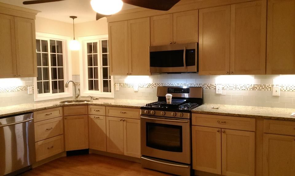 Lowes Seekonk for a  Spaces with a  and Brumsted Kitchen Barrington by Lowes of Seekonk, Ma