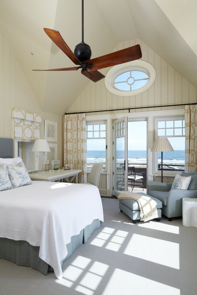 Lowes Virginia Beach For A Beach Style Bedroom With A
