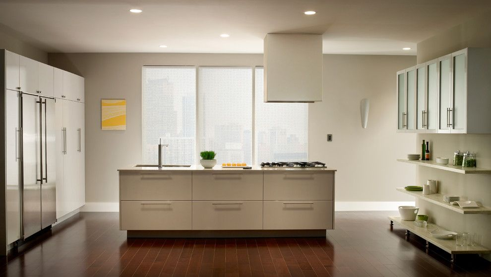 Lutron Electronics for a Modern Spaces with a Lighting and the Essence of Pleasance in the Home. by Lutron Electronics
