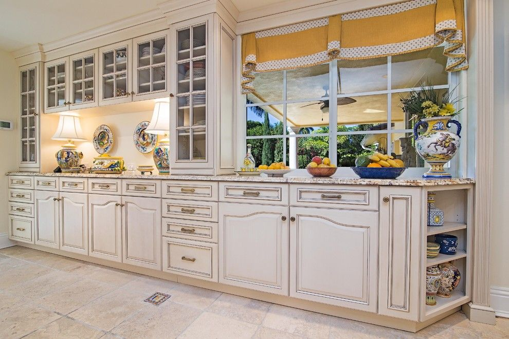 Lykos for a Traditional Kitchen with a Traditional and Moorings Single Family Addition by the Lykos Group, Inc.