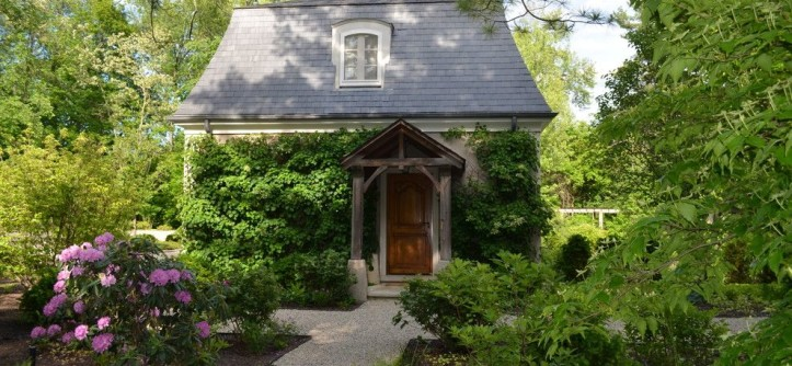 Mansard Roof for a Traditional Shed with a Cedar and Remodeling by Enqvist Homes