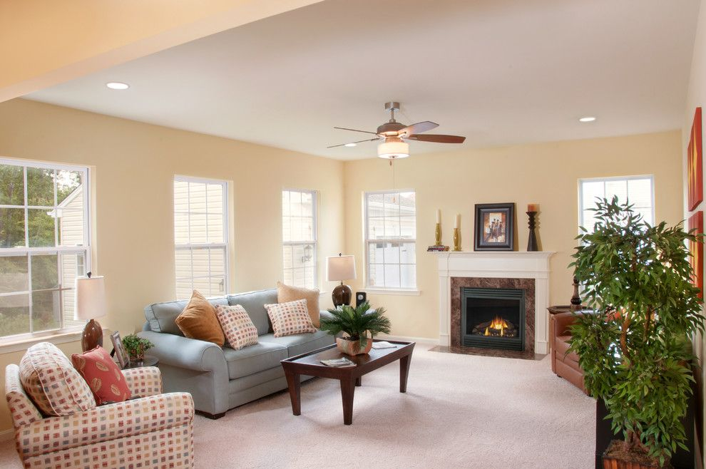 Marrick Homes for a  Spaces with a  and Marley Run   Single Family by Marrick Homes