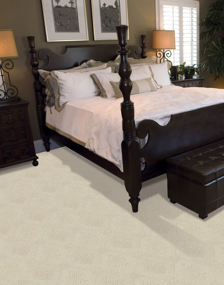 Masland Carpet for a  Bedroom with a Carpet and Bedroom by Masland Carpets