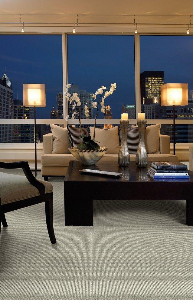 Masland Carpet for a  Living Room with a Carpet and Living Room by Masland Carpets