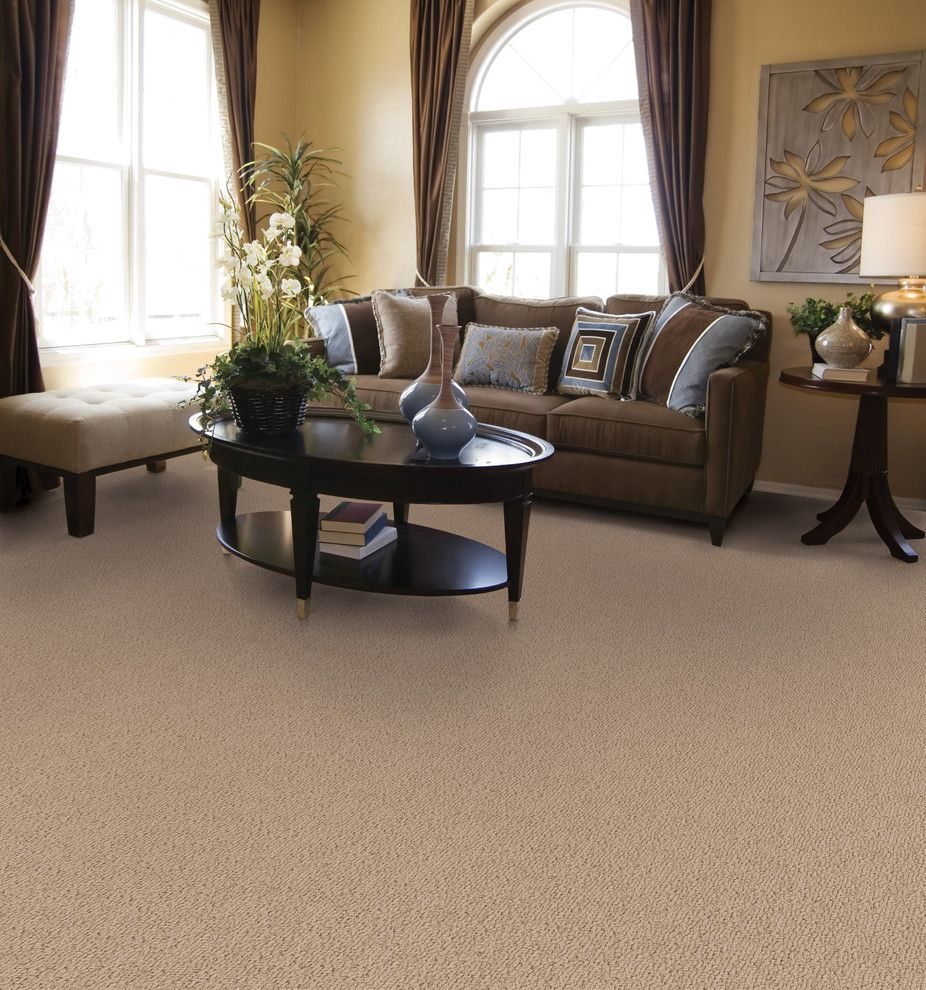 Masland Carpet for a  Living Room with a Carpets Carpet Tiles and Living Room by Masland Carpets