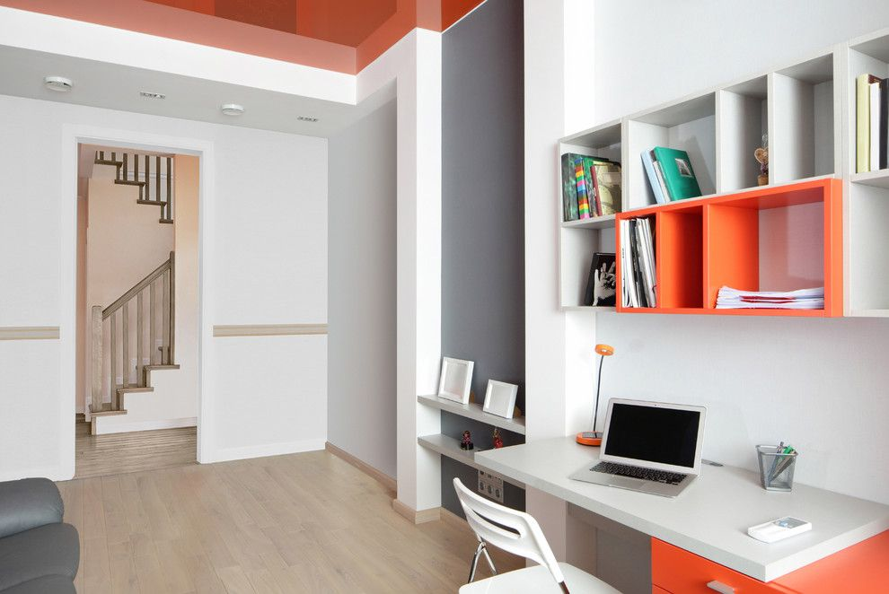 """Masonite Doors for a  Home Office with a Barn Doors and is Your Home Office Too Much of an """"Open Door"""" Policy? by Masonite Doors"""