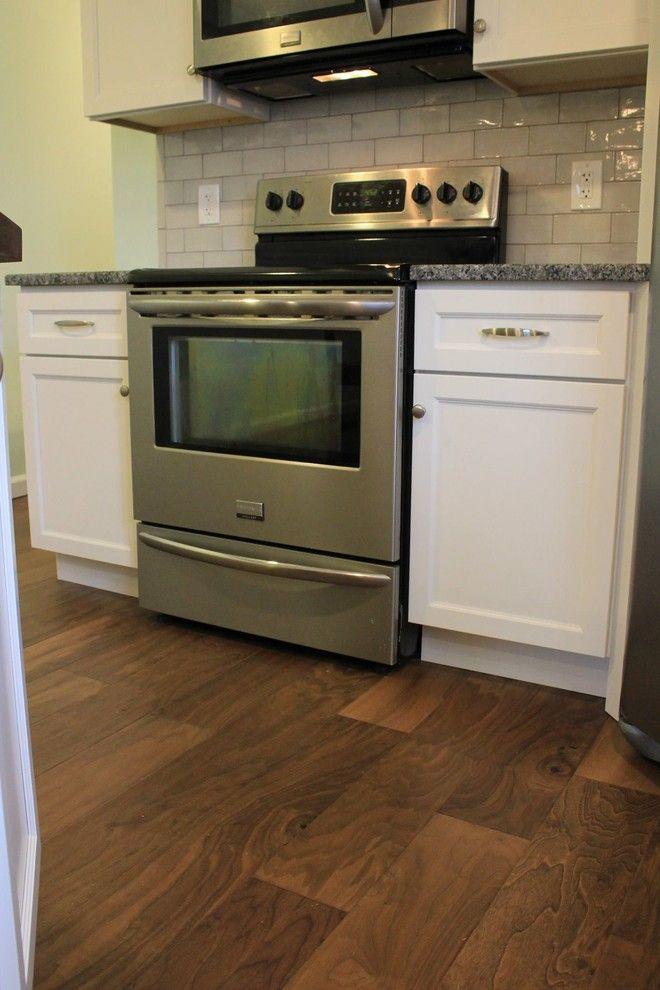 Mastercraft Cabinets for a Transitional Kitchen with a Kitchen and Joseph Kitchen Conversion by Mastercraft Kitchen & Bath
