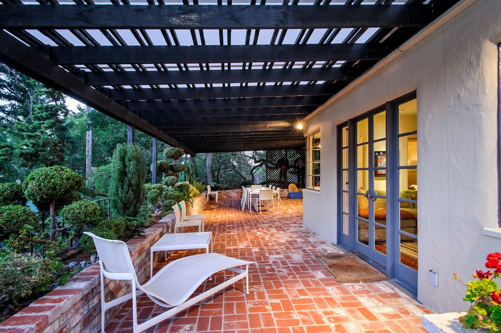 Mayer Lighting for a Traditional Patio with a Exterior Lighting and Jackling Drive by Dennis Mayer, Photographer