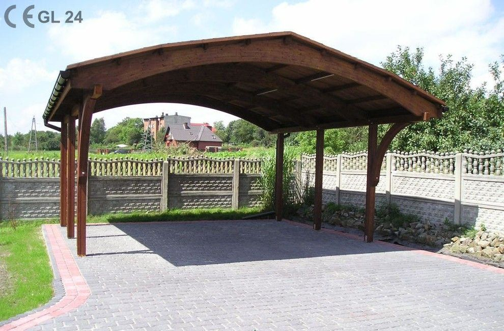 Mchsi for a  Spaces with a  and Carports by Ecocurves