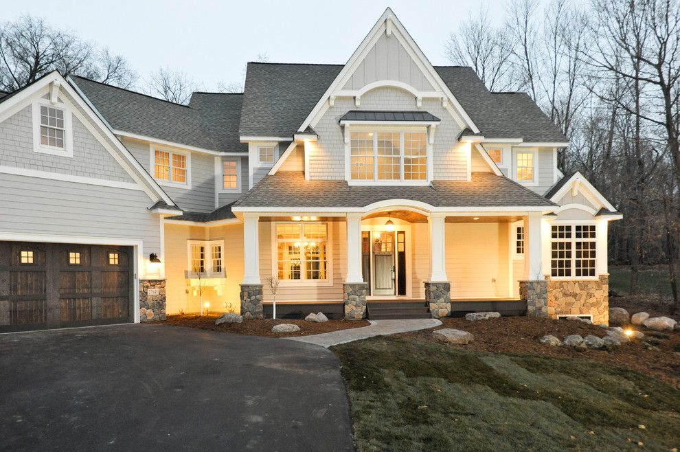 Mchsi for a Traditional Exterior with a Traditional and Traditional Exterior by Mdwilliamshomes.com