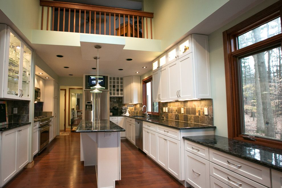Menards Traverse City for a Contemporary Kitchen with a Griggs Building and Tasteful & Timeless Classic Kitchen Midland, Mi by Griggs Building & Design Group