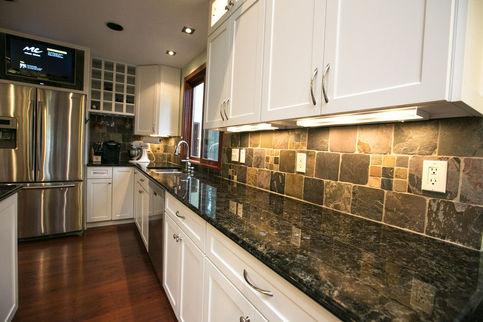 Menards Traverse City for a Contemporary Kitchen with a Midland Bathroom Remodel and Tasteful & Timeless Classic Kitchen Midland, Mi by Griggs Building & Design Group