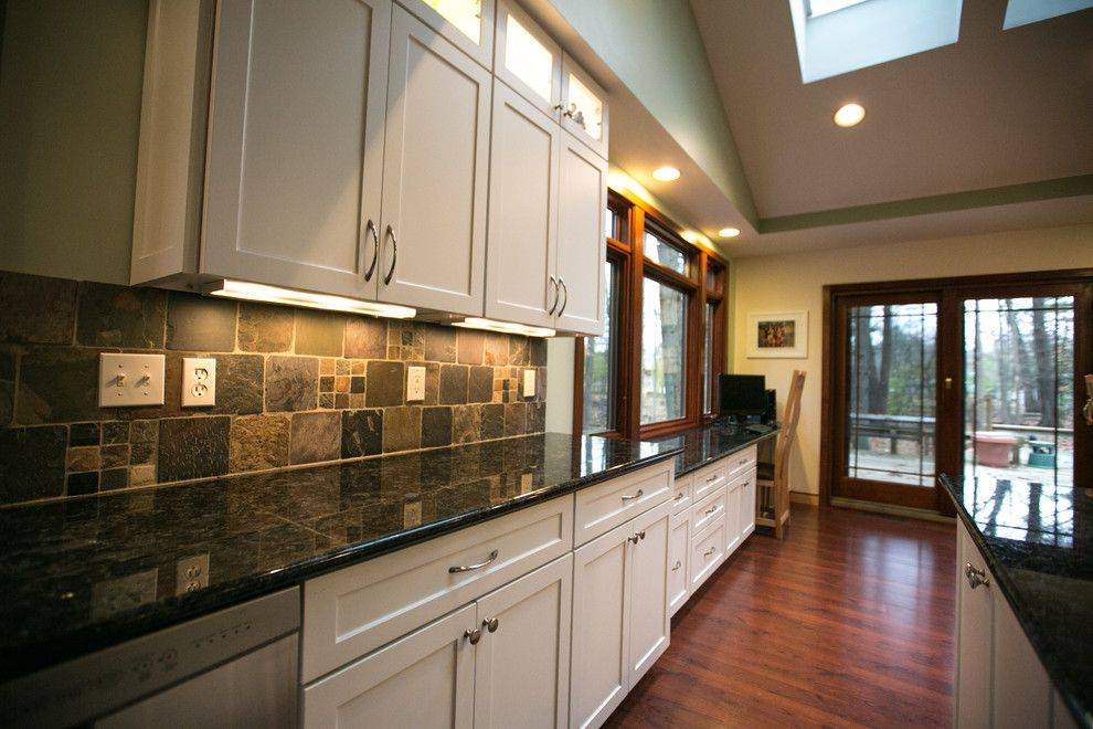 Menards Traverse City for a Contemporary Kitchen with a Midland Remodeler and Tasteful & Timeless Classic Kitchen Midland, Mi by Griggs Building & Design Group