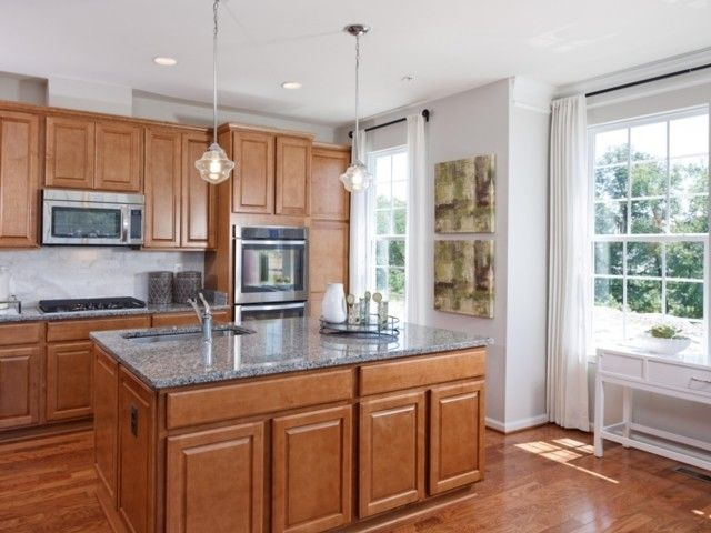 Mid Atlantic Builders for a  Spaces with a  and Townhomes by Mid Atlantic Builders