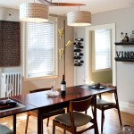 Mid Century Modern for a Midcentury Dining Room with a Wood Flooring and Bubingarang by Inspired Wire Studio